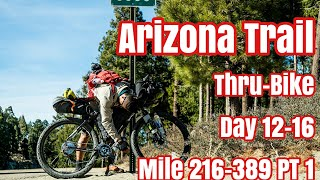 Download Arizona Trail Mile 216-389. 300 & 750 Mile Racers, Near Death Heat, 66yr Old, Episode 8 Bikepacking Video