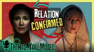 Download 25 MORE Things You Missed In The Nun (2018) | Conjuring Franchise Clues Video