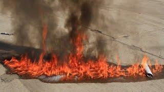 Download Инновационная огнезащита: «Фонтанка» продолжает жечь! Video