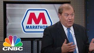 Download Marathon Petroleum Corp CEO: OPEC's Impact | Mad Money | CNBC Video