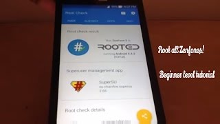 How to ROOT ASUS ZENPAD C 7 0 P01Y Free Download Video MP4