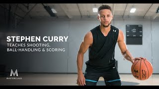 Download Stephen Curry Teaches Shooting, Ball-Handling, and Scoring | Official Trailer | MasterClass Video
