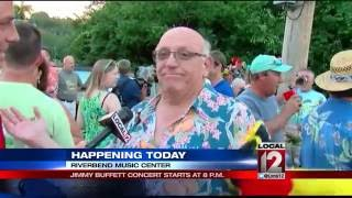 Download Parrotheads gather for annual Jimmy Buffett concert, party Video