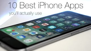 Download 10 Best iPhone Apps You'll Actually Use Video