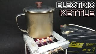 Download How To Make A 12v Electric Kettle Video