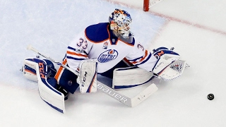 Download Talbot makes 39 saves as Oilers edge Ducks to go up 2-0 in series Video