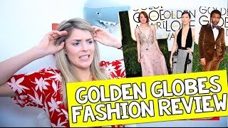 Download GOLDEN GLOBES FASHION REVIEW 2017 // Grace Helbig Video