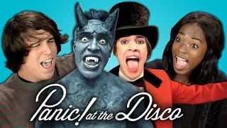 Download Teens React to Panic! At The Disco Video