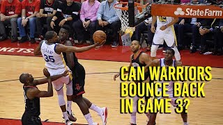 Download NBA Playoffs: After blowout loss, can Warriors bounce back at home? Video