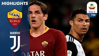 Download Roma 2-0 Juventus | Roma Break Through Defending Champion Juve's Resistance | Serie A Video