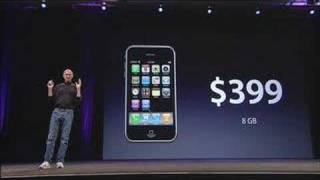 Download Steve Jobs Keynote / iPhone 3G Summary at WWDC Video
