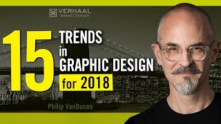 Download 15 Trends in Graphic Design for 2018 Video