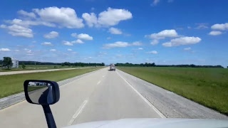 Download BigRigTravels LIVE! - Bevier, Missouri to Hull, Illinois - Highway 36 - May 25, 2017 Video
