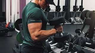 Download Arms Workout + Meal prep w/ Fabian GL Video
