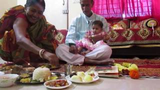 Download ANNAPRASHAN BENGALI FIRST RICE EATING CEREMONY Video