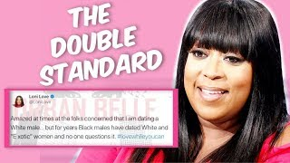 Download THE DOUBLE STANDARD! LONI LOVE TARGETED B.L.K. MEN WITH CONTROVERSIAL TWEET! Video