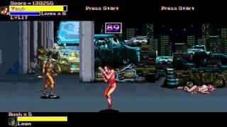 Download Don Drago plays Super Final Fight GOLD Plus - Vega (claw) full game Video