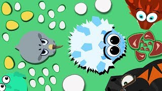 Download MOPE.IO / RHINO KILLS ICE MONSTER / TAKING OVER THE ENTIRE SERVER & REVENGE TIME Video