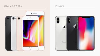 Download iPhone 8 vs iPhone X Video