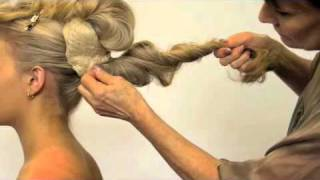 Download Sharon Blain - Jewel Collection - Long Hair Styling DVD Video