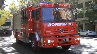 Download Bomberos PFA en emergencia (compilación) Video