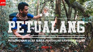Download Sang Petualang 12 - Menemukan Ular Naga Penghuni Sangga Buana Part 2 Video