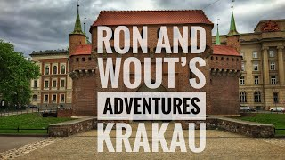 Download Ron and Wout's Adventures: Krakau Video