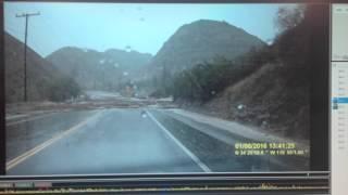 Download Harrowing Flash Flood Roadway Experience Video