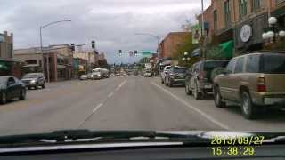 Download Just a drive through Kalispell, MT Video