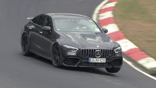Download Mercedes-AMG GT 63 S 4MATIC+ Edition 1 - BRUTAL EXHAUST SOUNDS!! Video