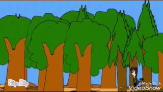 Download effects of deforestation,cutting trees and temperature with animations Video