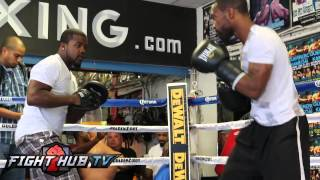 Download Gary Russell Jr. and the fastest hands in boxing Video