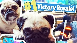 Download PUGS SABOTAGE FORTNITE VICTORY ROYALE!!! Video