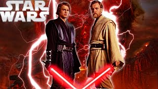 Download What if Anakin Skywalker Turned Obi Wan to the Dark Side in Revenge of the Sith? Star Wars Theory Video