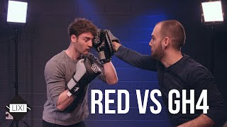 Download Red VS GH4: How to make the GH4 look like the RED Epic Video