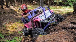 Download Barbie Jeep Gets a Real Winch Video