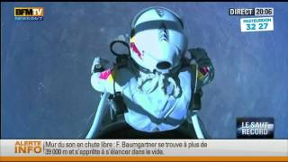 Download 39 km saut en parachute 14/10/2012 Video