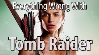 Download Everything Wrong With Tomb Raider (2018) Video
