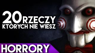 Download 20 rzeczy, których nie wiesz - HORRORY! | Dafuq Video