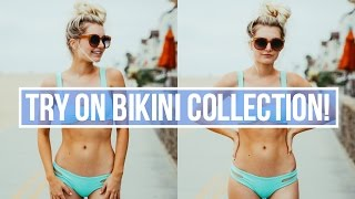 Download BIKINI TRY ON COLLECTION + SWIMSUIT HAUL! | Aspyn Ovard Video