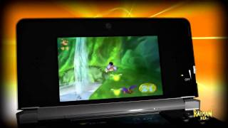 Download Rayman 3D - Launch Trailer [EUROPE] Video