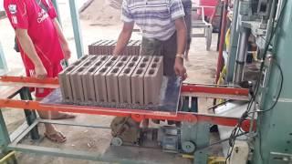 Download เครื่องผลิตอิฐบล็อก ระบบออโต้ ┊บริษัท นิติภูมิเครื่องจักรบล็อก จำกัด Video