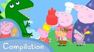 Download Peppa Pig Episodes - Princesses and Fairytales compilation #PeppaPig Video