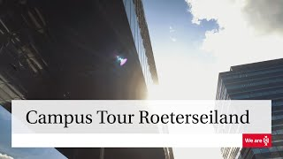 Download University of Amsterdam | Campus Tour Roeterseiland Video