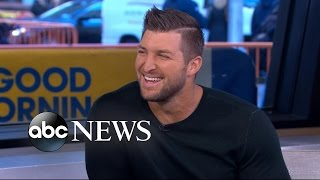 Download Tim Tebow Interview on 'Shaken' Video