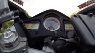 Download Honda VFR800 2008 - szarpanie przy wysokich obrotach Video