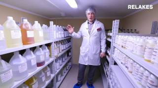 Download RELAKES. Как производятся жидкости? Video