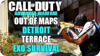 Download Advanced Warfare Two Out The Map's (Detroit & Terrace) COD-AW Glitches Video