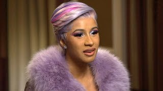 Download Cardi B on life since becoming a mom, why she didn't perform at Super Bowl halftime Video