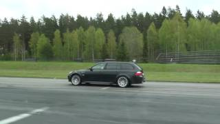 Download Alpina B5 Touring vs BMW M5 Touring (both stock) Video